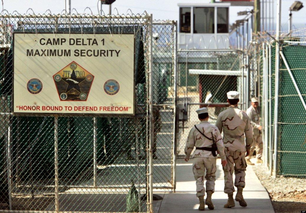 Послушным голодовщикам в Гуантанамо разрешают играть в Portal 2  - Изображение 1