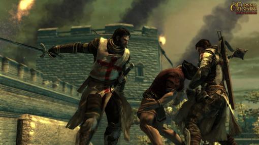 Рецензия на The Cursed Crusade - Изображение 3