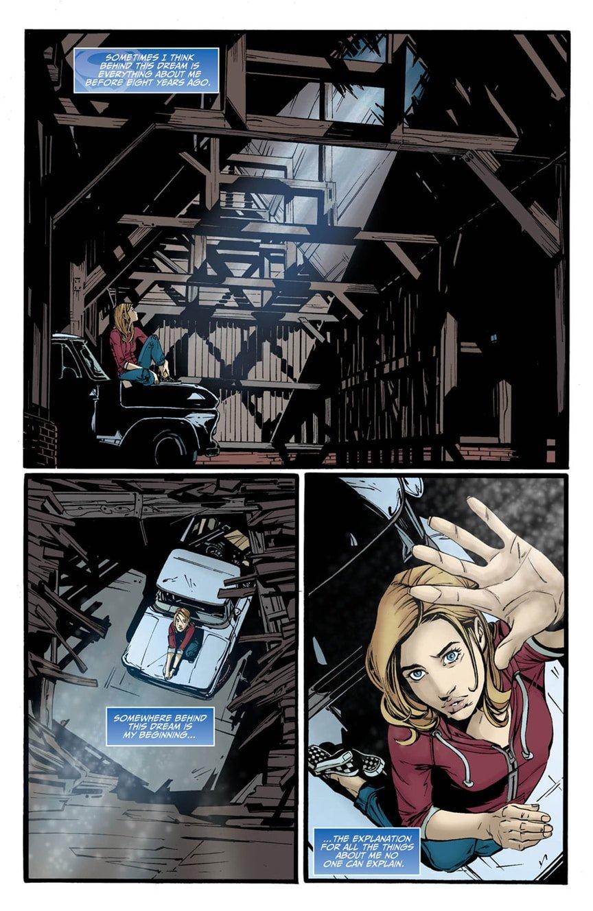 В новом комиксе Супердевушке изменили историю происхождения - Изображение 4