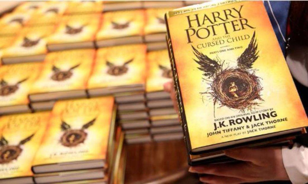 «Гарри Поттер иПроклятое дитя» выйдет нарусском вначале декабря - Изображение 1
