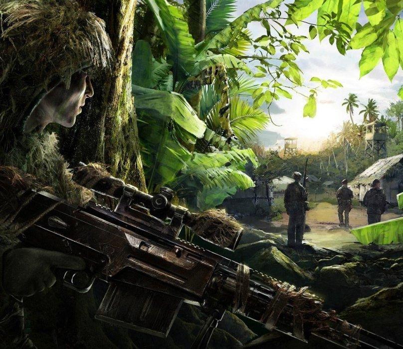 Рецензия на Снайпер. Воин-призрак 2  - Изображение 1