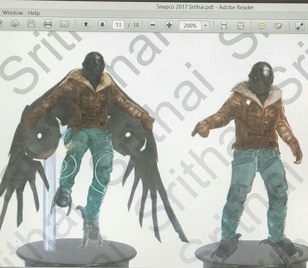 Майкла Китона признали Стервятником в новом «Человеке-пауке» - Изображение 2