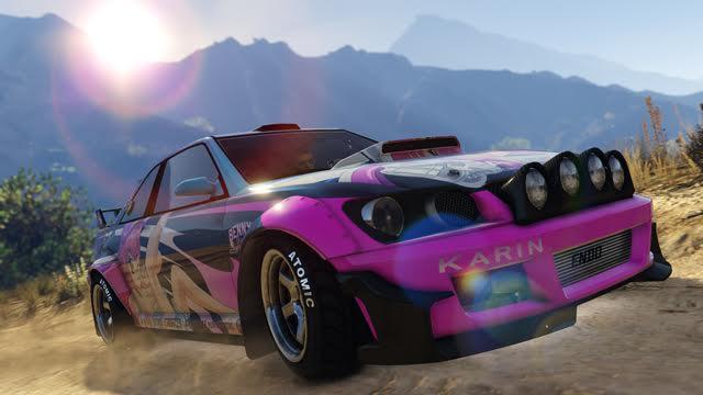 Обновление GTA Online: новые машины и десантный режим - Изображение 2