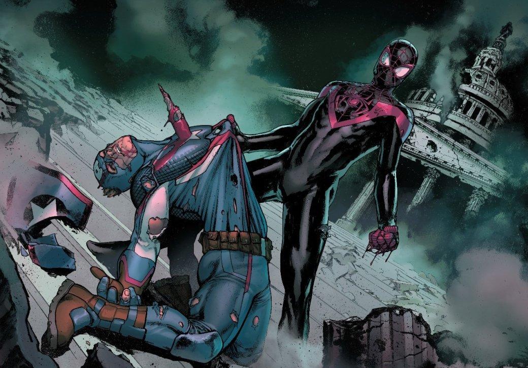 Marvel убила Железного человека в новом выпуске Civil WarII? - Изображение 2