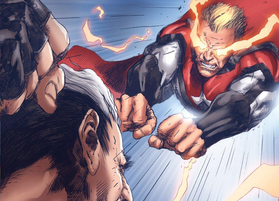 Автор «Игры на понижение» снимет фильм про Супермена, убивающего всех - Изображение 1