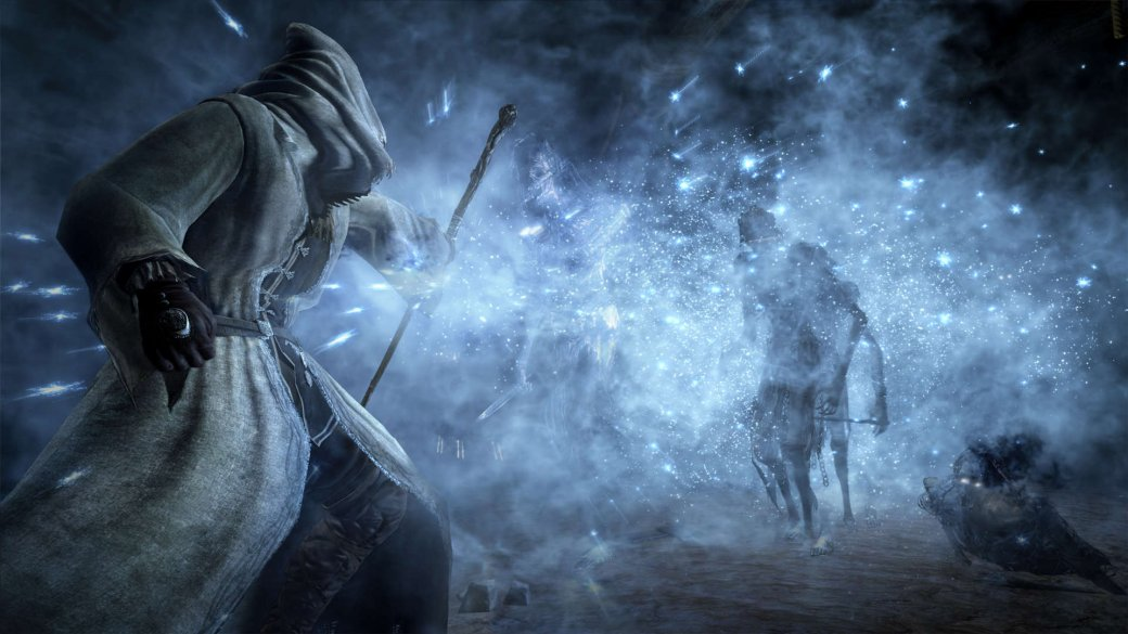 Рецензия на Dark Souls 3: Ashes of Ariandel - Изображение 6