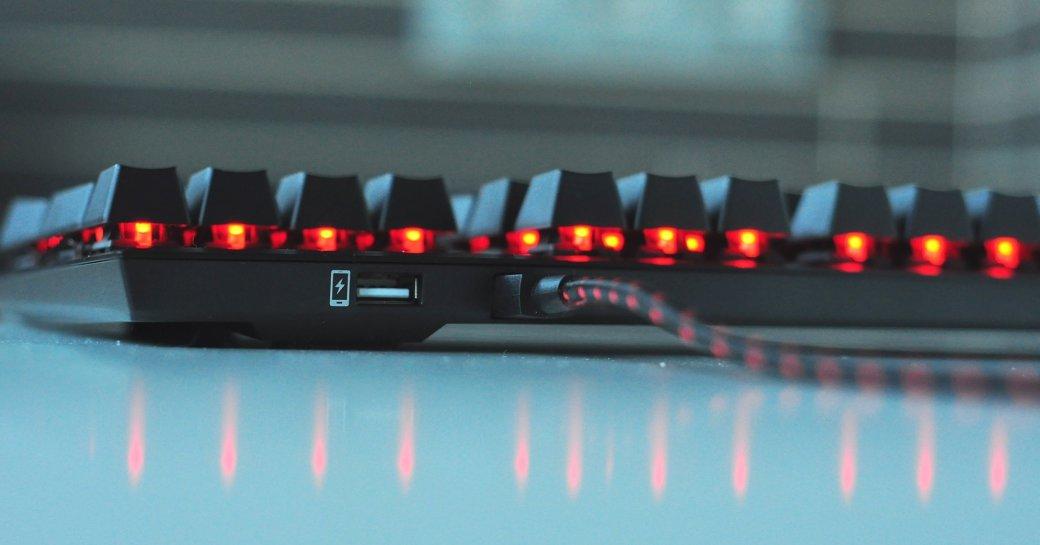 Обзор механической клавиатуры HyperX Alloy FPS - Изображение 3
