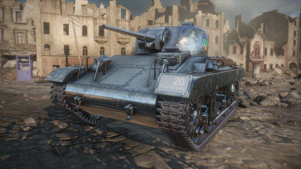 ОБТ PS4-версии World of Tanks пройдет в первых числах декабря - Изображение 1