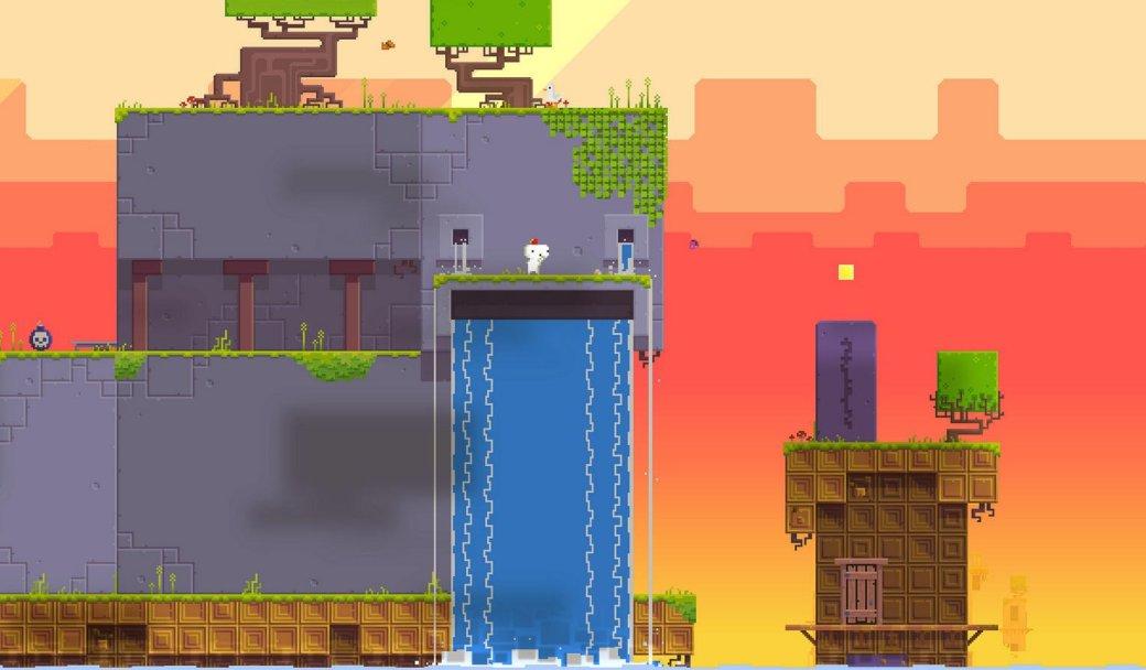 Fez появится на трех консолях PlayStation к концу месяца - Изображение 1