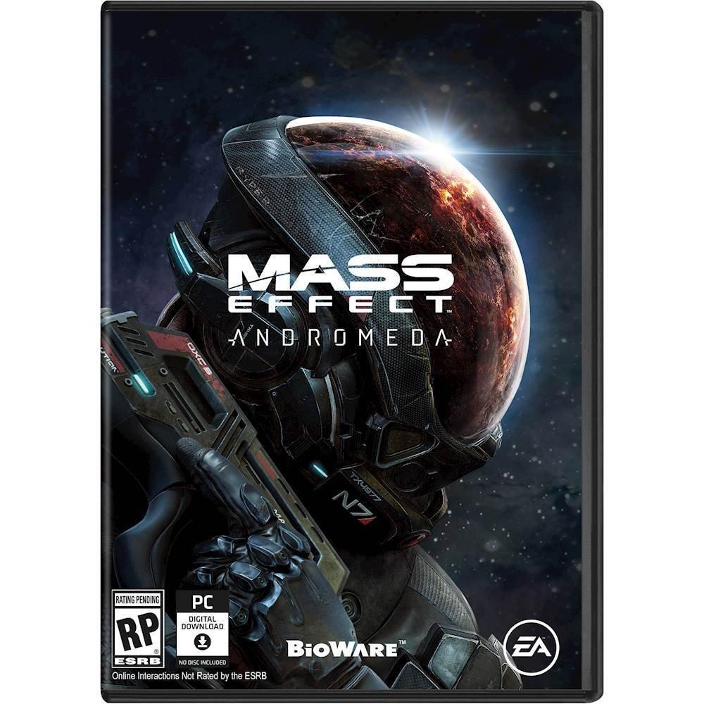 В Сети появилось описание и обложки Mass Effect: Andromeda - Изображение 2