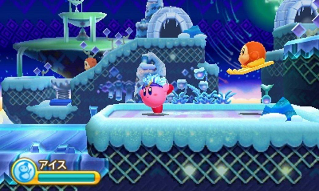 Kirby для 3DS покорила японские чарты - Изображение 1