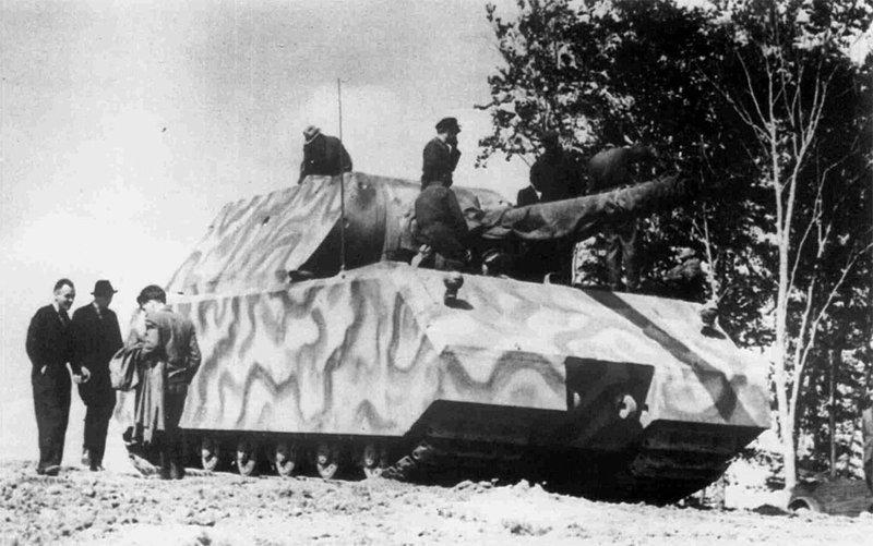 Wargaming восстановит сверхтяжелый танк «Маус» - Изображение 1