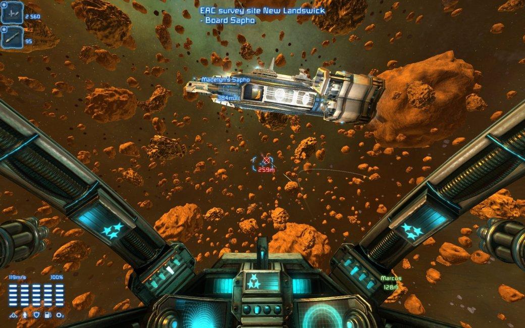 Рецензия на Miner Wars - Изображение 2