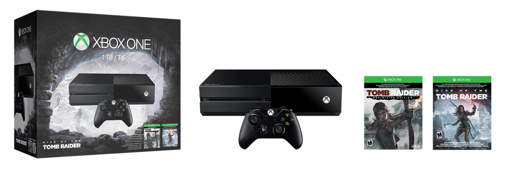 Microsoft анонсировала два праздничных бандла Xbox One 1TB - Изображение 1