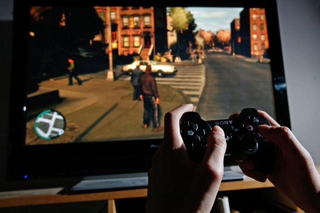 Задержанный японец заставлял ребенка играть в GTA 4  - Изображение 1