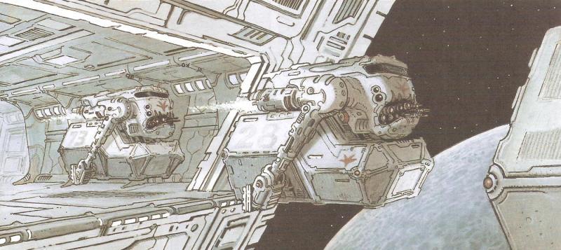 Комиксы: Orbital - Изображение 7