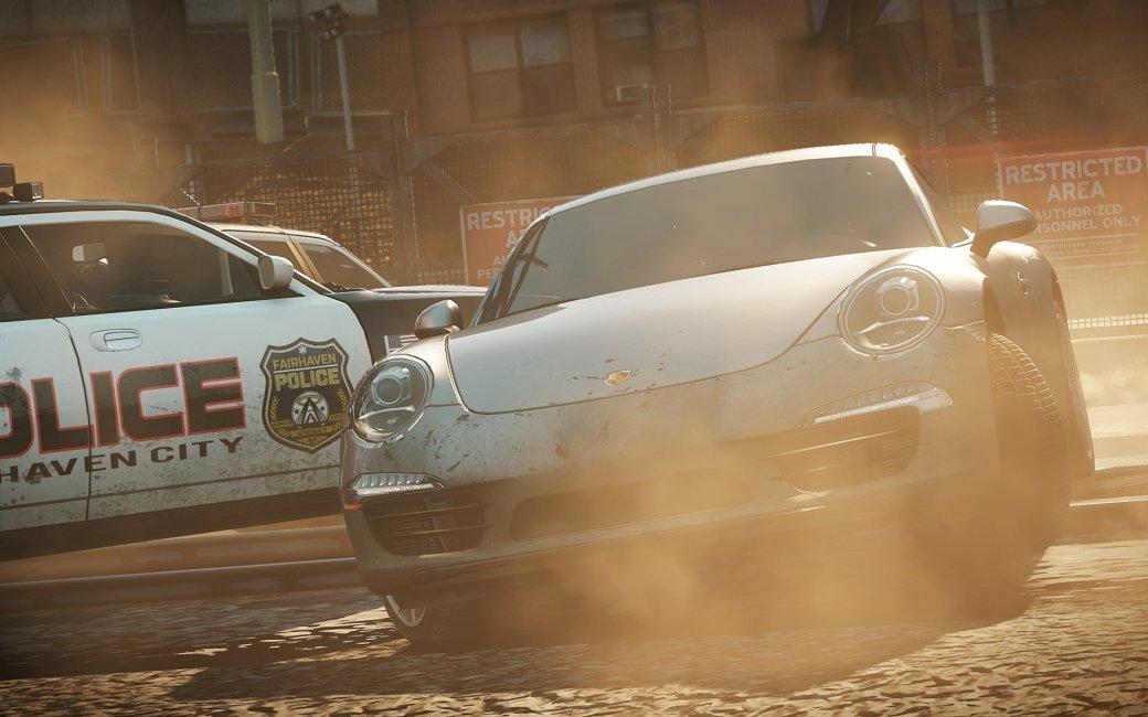 E3: Need for Speed: Most Wanted - наши впечатления - Изображение 1