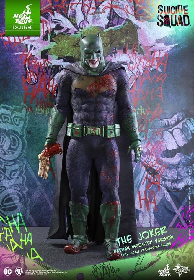Hot Toys показала потрясающую фигурку Бэт-Джокера - Изображение 2