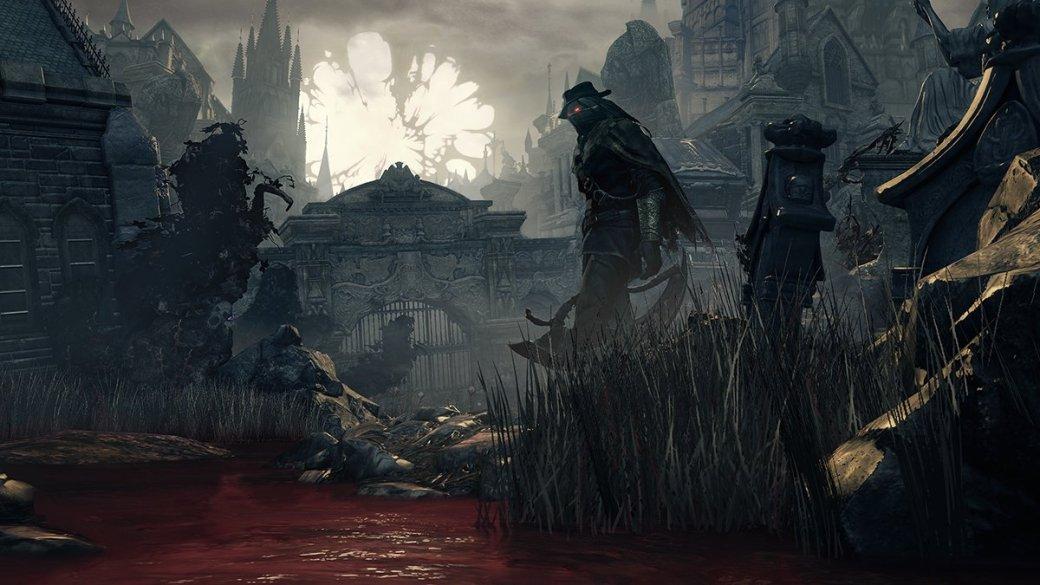 Серверы Bloodborne отключались из-за «бесплатного» The Old Hunters - Изображение 1