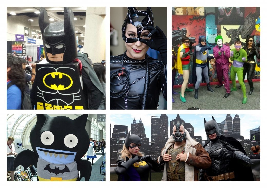 Косплей Comic-Con - Изображение 26