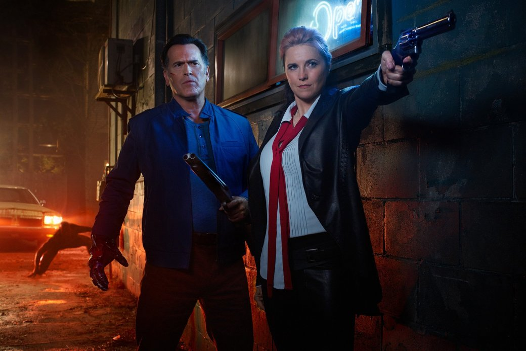 Брюс Кэмпбелл хочет снять 5 сезонов «Эша против зловещих мертвецов» - Изображение 1