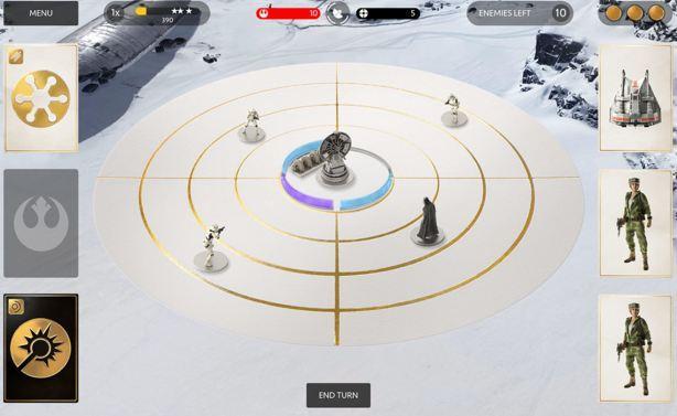 Вышло мобильное приложение SW Battlefront с карточной игрой - Изображение 2