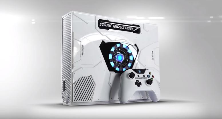 Microsoft показала еще два «автомобильных» Xbox One S - Изображение 5