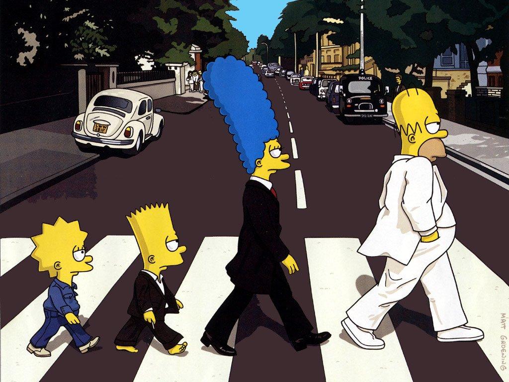 C днем рождения, Симпсоны - Изображение 10