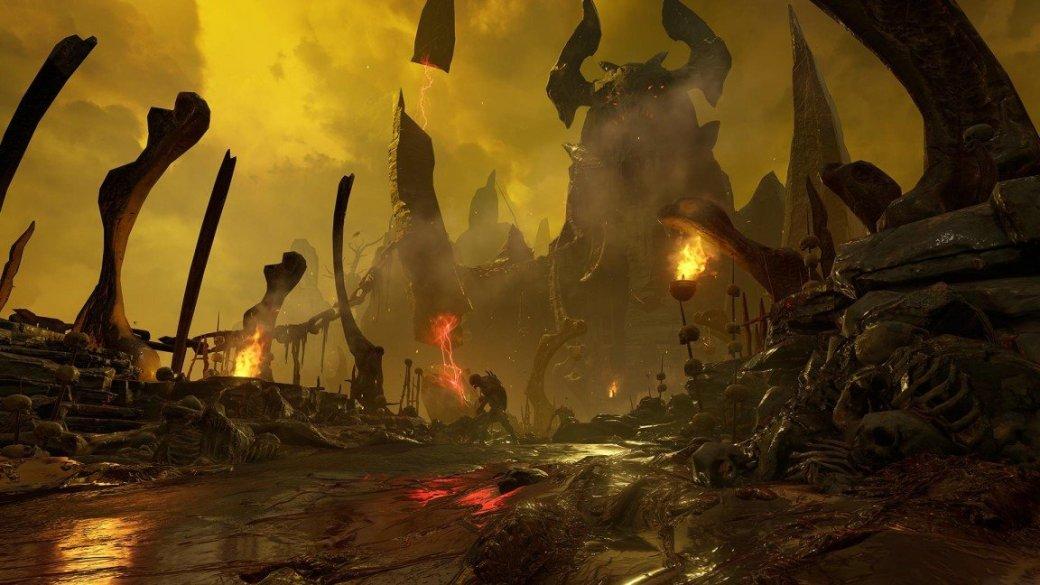 Все о Doom 4 с QuakeCon 2015: мультиплеер за Ревенанта и новые скрины - Изображение 4