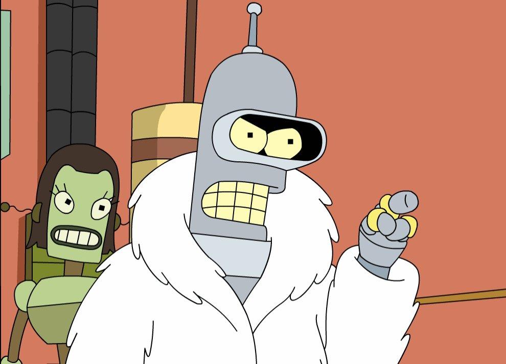 Автор «Футурамы» и «Симпсонов» делает мультсериал для Netflix. - Изображение 1