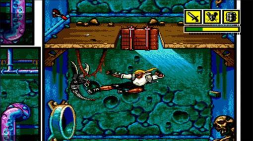 Ретро: Comix Zone для Sega Mega Drive/PC. - Изображение 3