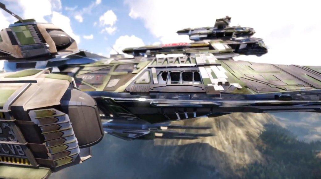 Утечка файлов Star Citizen: космический авианосец и взгляд в будущее - Изображение 2