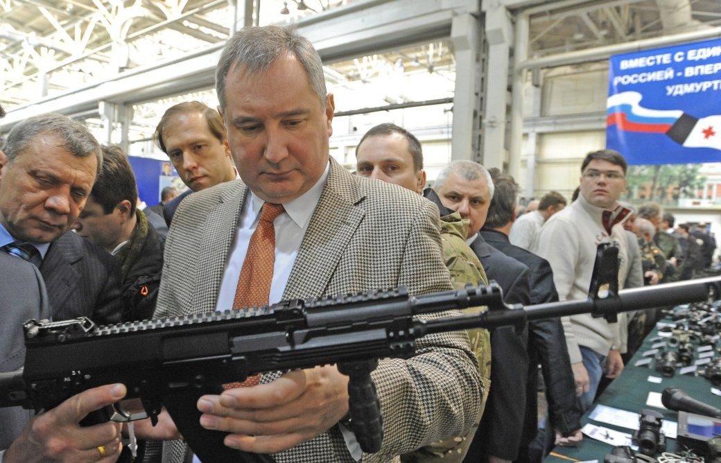 Дмитрий Рогозин прострелил себе ногу? Выбираем шутер для зампреда - Изображение 1