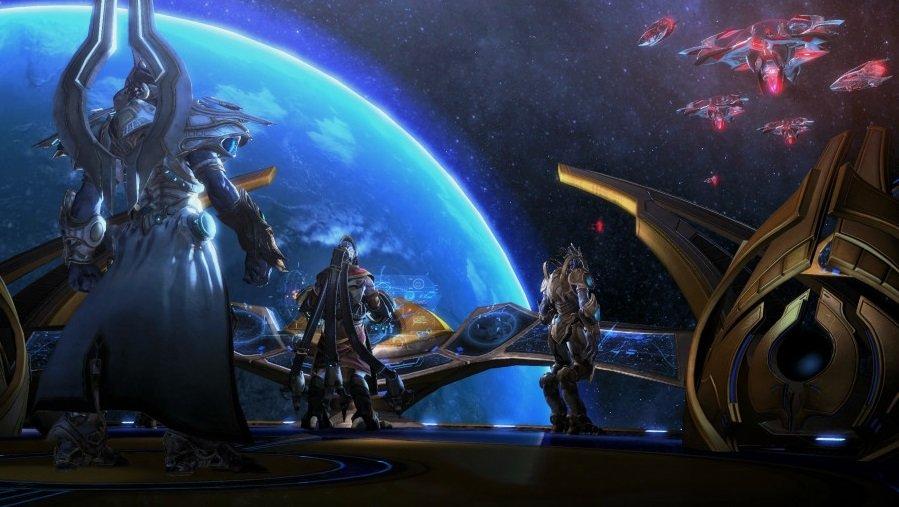 Blizzard видит будущее стратегий на мобильных платформах. - Изображение 1