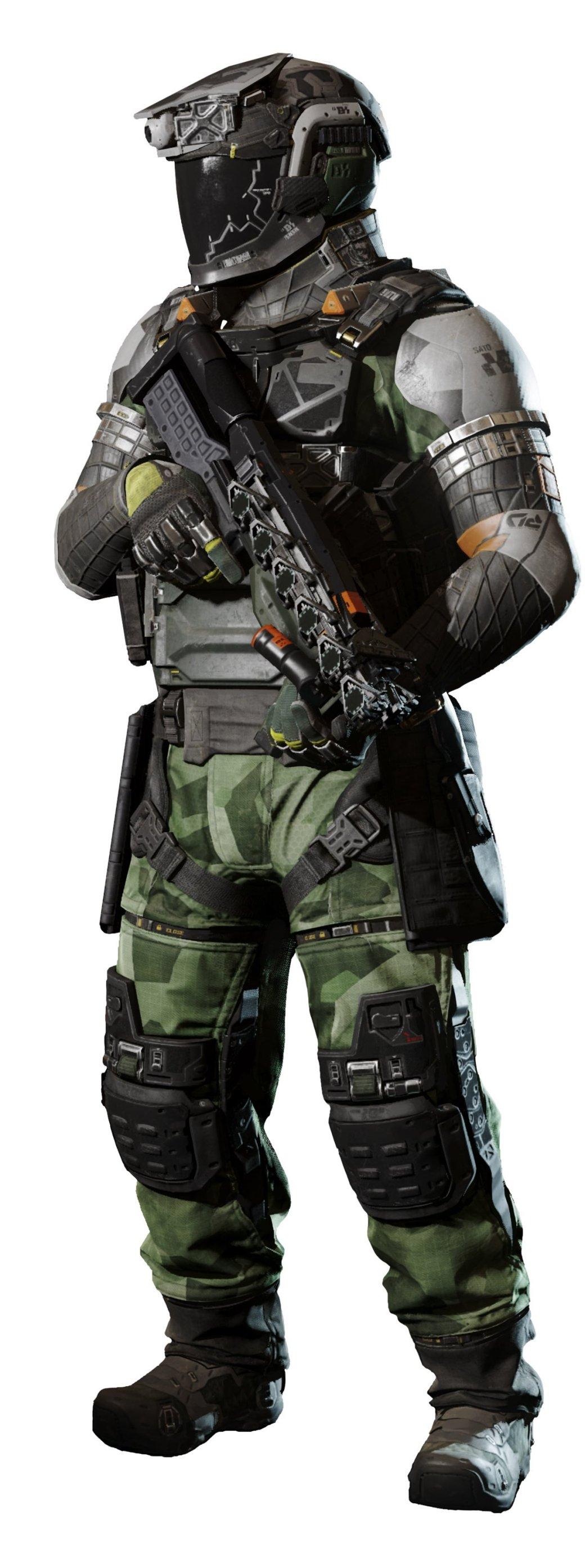 Классы вмультиплеере Call ofDuty: Infinite Warfare - Изображение 2