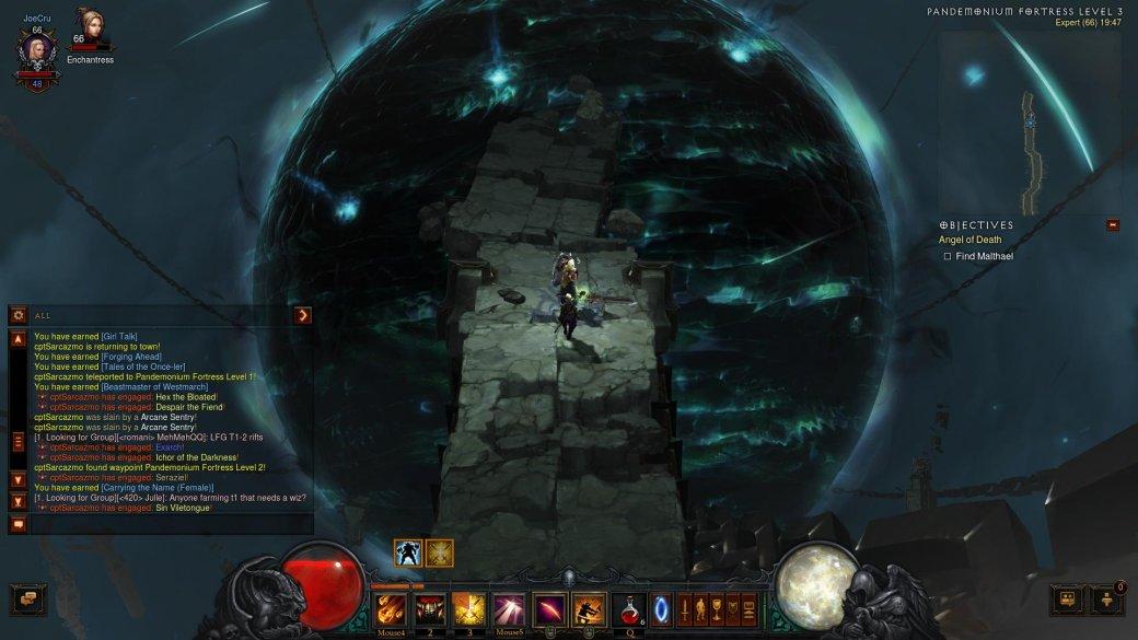 Обзор игры Diablo III: Reaper of Souls - Изображение 2