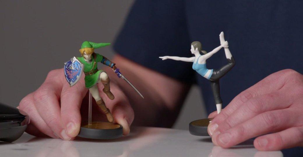 Hyrule Warriors подружат с игрушками Amiibo - Изображение 1