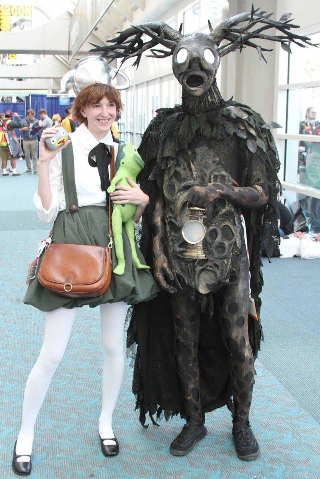 Лучший косплей Comic-Con 2015 - Изображение 75