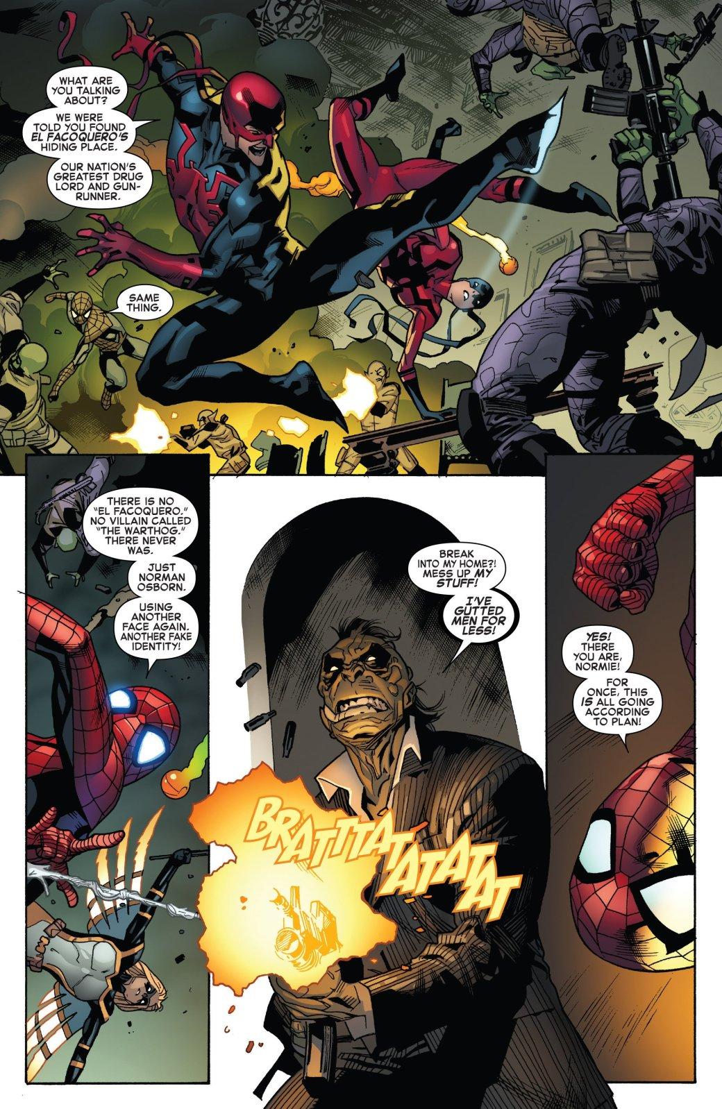 В жизнь Человека-паука вернулись сразу два врага, и оба в новом виде - Изображение 1