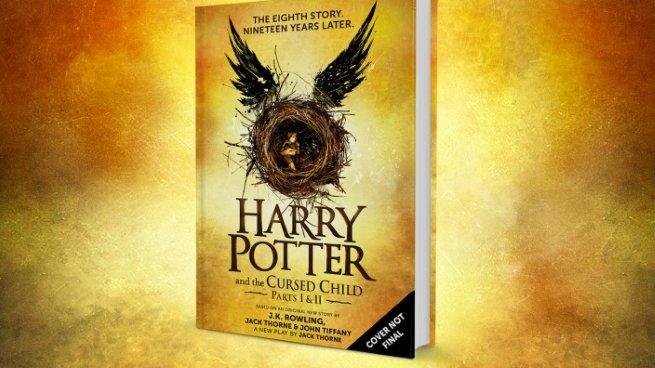 В июле выйдет восьмая книга про Гарри Поттера - Изображение 1