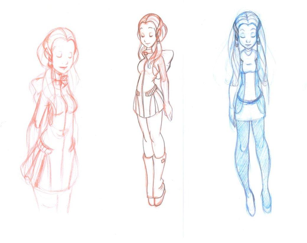 Своя линия: как рисуют героев видеоигр - Изображение 4