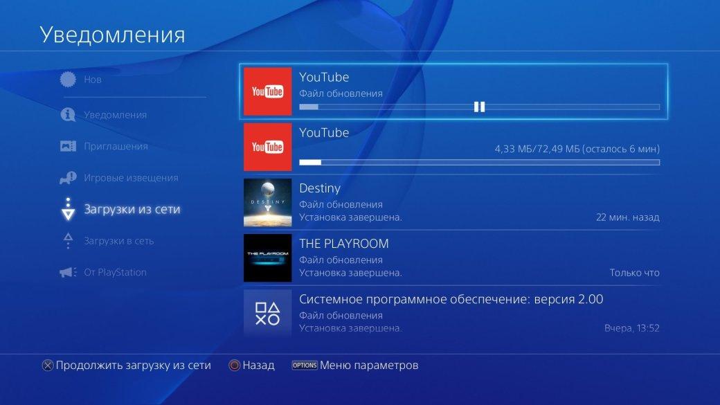 PS4 год спустя: что изменилось в прошивке 2.0 [обновляется] - Изображение 9