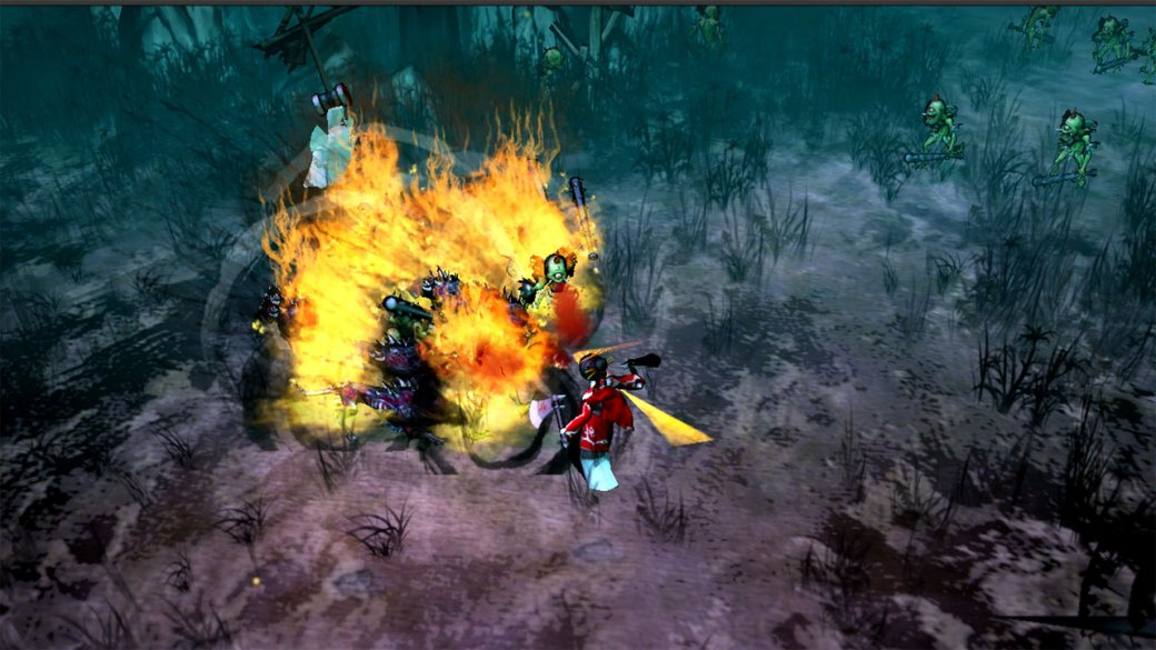 Рецензия на Akaneiro: Demon Hunters - Изображение 5