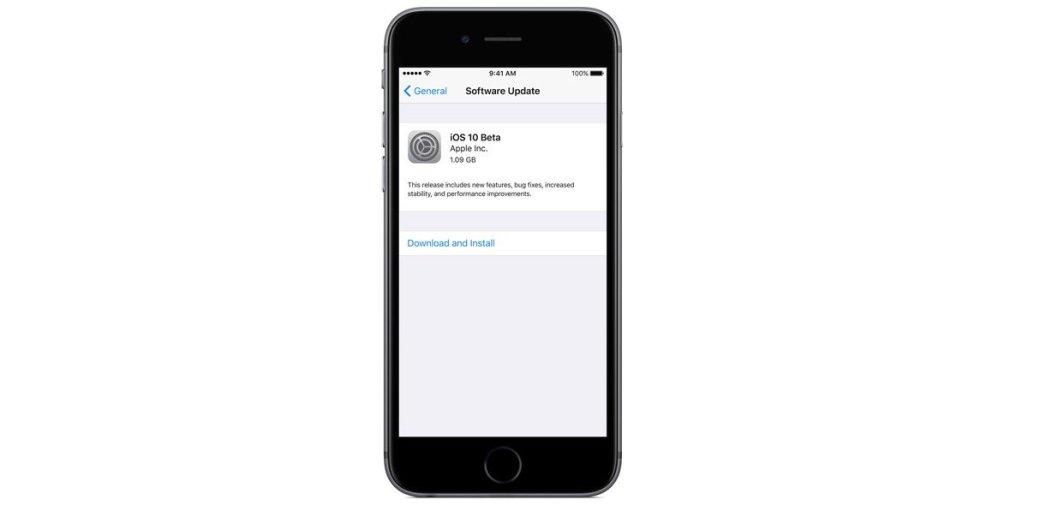 Как скачать иустановить бету iOS 11 уже сейчас наiPhone, iPad иiPod. - Изображение 8