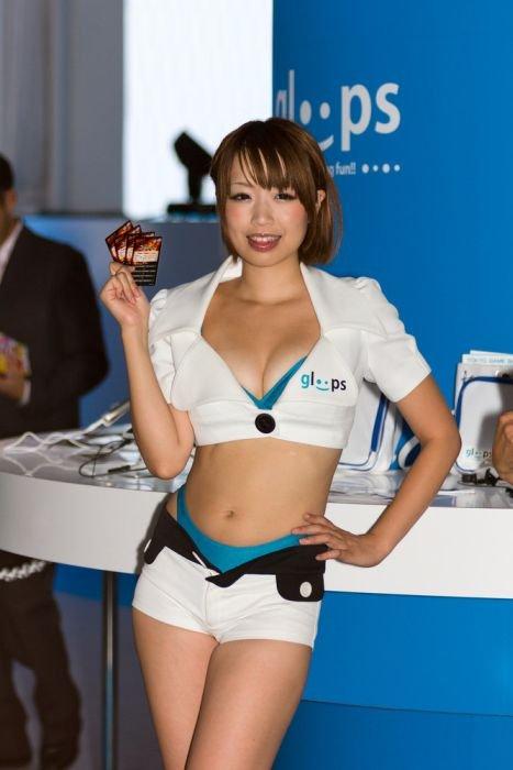 Девушки с Asia Game Show 2012 - Изображение 15