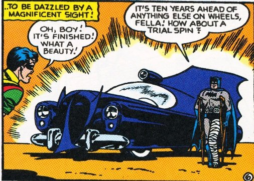 История бэтмобиля: все машины Темного Рыцаря - Изображение 39