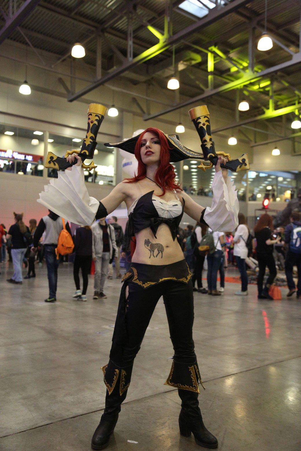 «Игромир 2015» и Comic Con Россия в лицах - Изображение 10