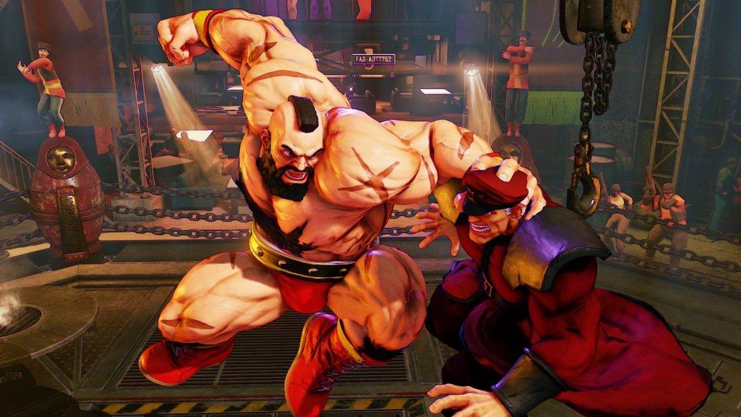 Capcom планирует поддерживать Street Fighter 5 в течение пяти лет - Изображение 1