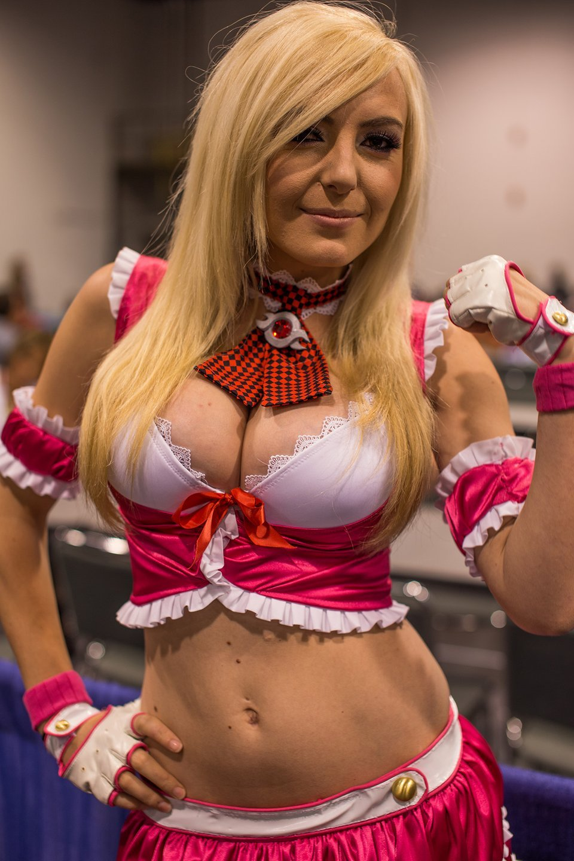 Пятерка самых горячих косплейщиц Comic-Con 2013. - Изображение 2