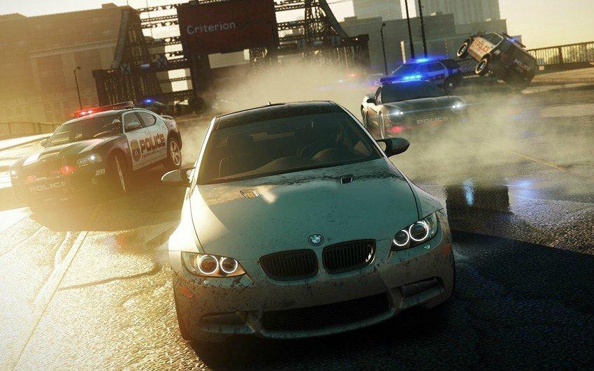 E3: Авторы Burnout делают продолжение NFS: Most Wanted - Изображение 1